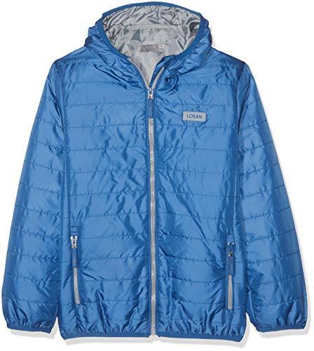 Losan 915-2980AN Abrigo, Niños, Azul Azul Vintage 549, 4 años Tamaño del Fabricante:4