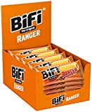 BiFi Ranger - Herzhafter Salami Snack im Teigmantel - Wurstsnack to go mit Beef, Beans & Bacon - 20er Pack (20 x 50 g)
