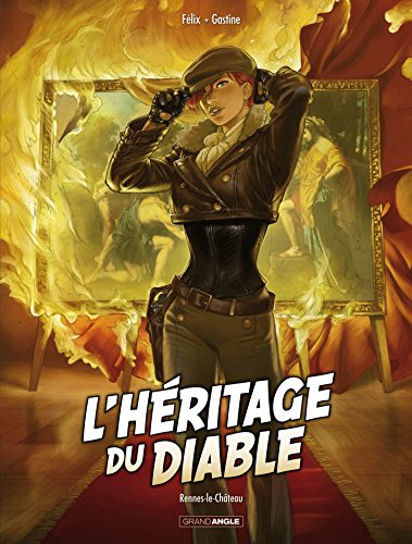 L'héritage du diable - volume 1 - Rennes-le-Château