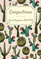 Semesterplaner 2018-2019: Campustimer und Semesterkalender für das neue Winter und Sommersemester