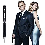 ElectronicsArtGallery(EAG) 1920 x 1080p HD Hidden Spy Camera Pen with Video Camera Recorder DVR HD Resolution, Expandable Up to 32 GB(TF Card not inclouded)