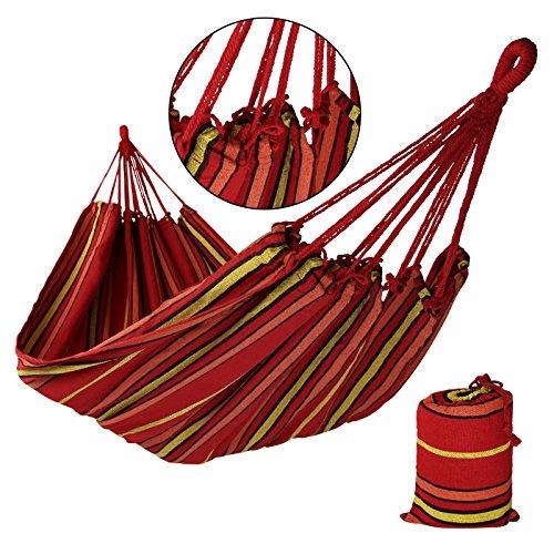 Tuch Hängematte TAINO 200 x 140 cm Belastbarkeit bis 200 kg in vielen Farben von BB Sport, Farbe:Indonesien