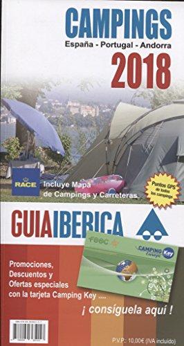 Guía Ibérica Camping 2018 (España, Portugal y Andorra) por OCITUR