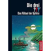 Die drei ??? Toteninsel Band 1: Das Rätsel der Sphinx (drei Fragezeichen)
