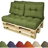 Cuscino per bancali di legno