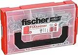 Fischer FIXtainer - Festmacher-Box, 212 teilig, 532890