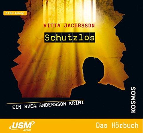 Svea Andersson: Schutzlos: Teil 4 der Jugend-Krimireihe: Alle Infos bei Amazon