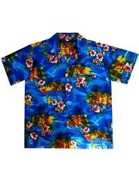 Funky Chemise Hawaienne