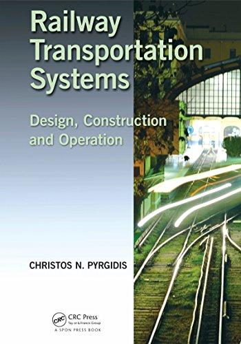 Railway Transportation Systems: Design, Construction and Operation (English Edition) -