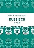 Sprachkalender Russisch 2020