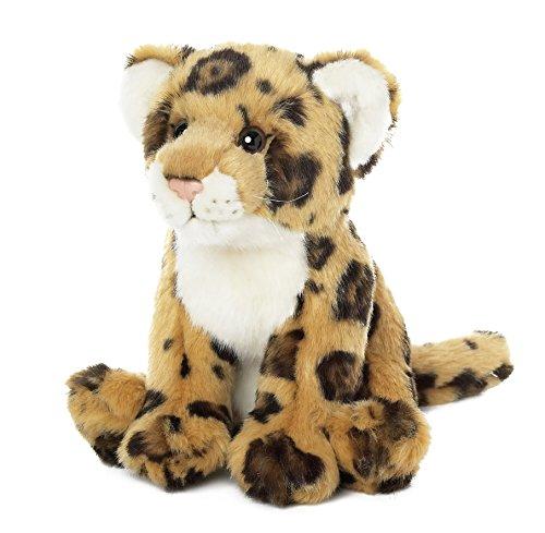Jaguar weich Plüschtier, 15 cm (Jaguar Kuscheltier)