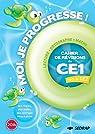 Moi je progresse CE1 : Cahier de révision - Cahier de vacances par SEDRAP