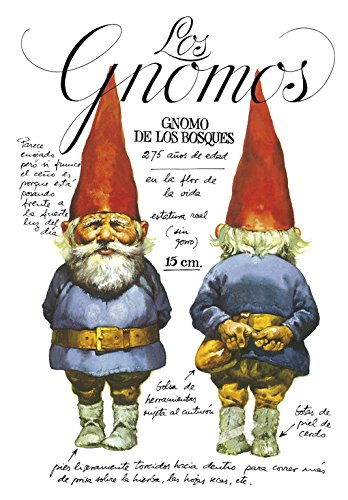 Los gnomos (Libros ilustrados) por Rien Poortvliet