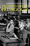 Dictionnaire de pédagogie et d'instruction primaire