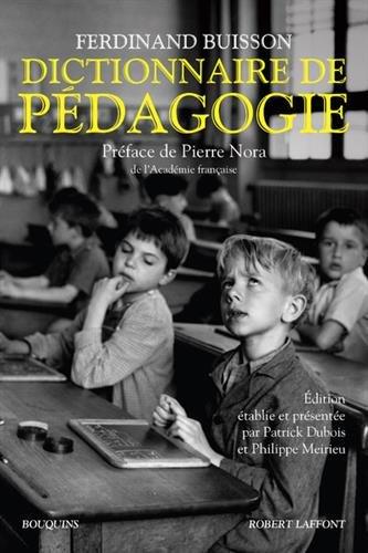 Dictionnaire de pdagogie (01)