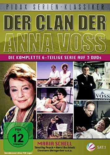 Die komplette Miniserie (3 DVDs)