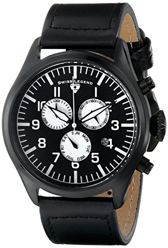 Swiss Legend Reloj Pioneer SL-30332-BB-01-WA