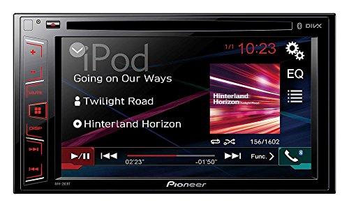 5,7cm klar Typ Touchscreen CD/DVD mit Bluetooth/USB/AUX-IN und Video out. ()