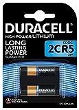 Duracell 2CR5 Lithium-Hochleistungsbatterie, 1 Stück