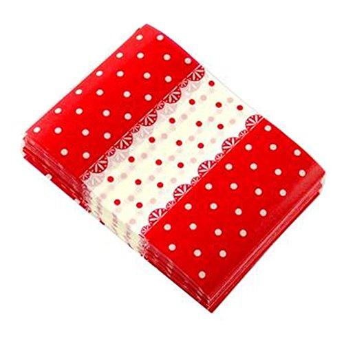 Schöne Süßigkeit Wrappers Süßigkeit Pergamentpapier Twisting Wachspapiere, NO.20