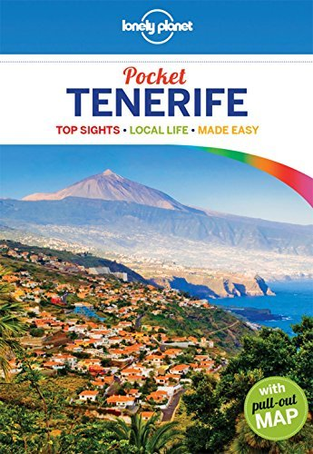 Lonely Planet Pocket Tenerife (Travel Guide) by Lonely Planet (2016-02-16)