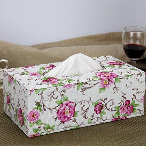 HOME la scatola del tessuto moda personalizzata vassoio continentale pompaggio