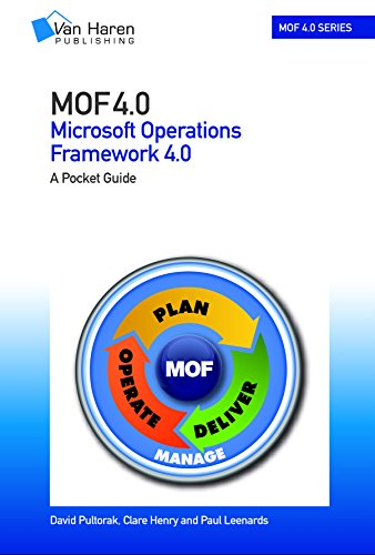 MOF (Microsoft Operations Framework): A Pocket Guide: V 4.0 (2008): Version 4.0: IT Service Operations Management