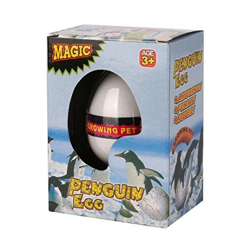 lüpfen, Gusspower Neuheit Magie Schlüpfen Dinosaurier Hinzufügen Wasser Wachsende Haustier mit Magische Dino Eier Aufblasbare Kid Spielzeug (F) (Aufblasbarer Drache)