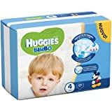 Huggies Bimbo, 17couches Taille 4(7–18kg)
