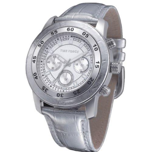 Time Force Quarzuhr tf4005l1543mm