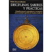 Disciplinas, saberes y prácticas (Història)