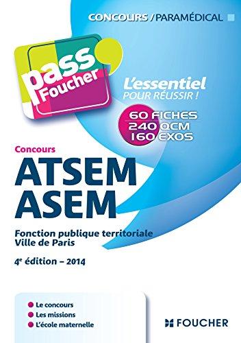 Pass'Foucher Concours ATSEM/ASEM 4e édition - 2014