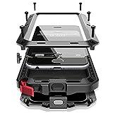 FINOO Coque de Protection étanche pour iPhone 5/5S en Aluminium et métal Armor Case...
