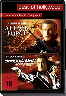 Attack Force / Shadow Man - Kurier des Todes - Best of Hollywood [2 DVDs]