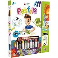 Buki - 22362 - 1st art - Pastels