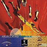 Ferruccio Busoni: Arlecchino/Turandot