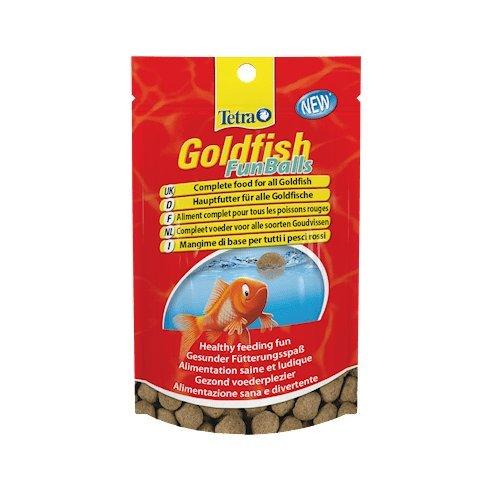 Tetra Alimentation Goldfish FunBalls pour Poissons Rouges