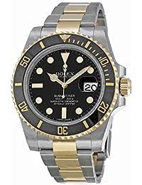 Rolex 116613BKSO Submariner Armband Auster Index Schwarz Rolex ?zle Mens Wahlschalter