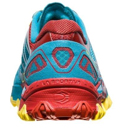 La sportiva la sportiva Bushido tropic blue/cardinal red