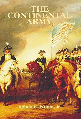 the-continental-army-english-edition