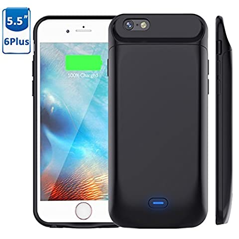 Chargeur De Secours Iphone - Bovon Coque Batterie iPhone 6S Plus/6 Plus,