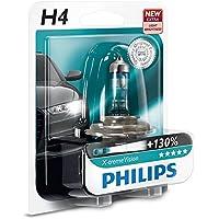 Philips 12342XV+B1 - bombilla para coches (60W, H4, Halógeno)
