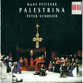 """Palestrina: Act II - """"Zahlreich wird heut' die heilige Versammlung"""""""