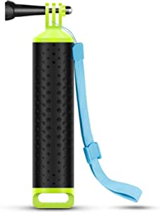 Crosstour Floating Grip Handle Stick Impermeabile Braccio autopulente per Gopro APEMAN Victure Action Cam