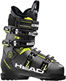 Head Advant Edge 75 - Botas de esquí para Hombre, Color Anthracite/Black/Yellow, tamaño 275