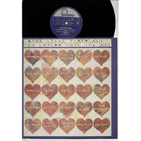 Lilac Time - All For Love - 12 inch vinyl