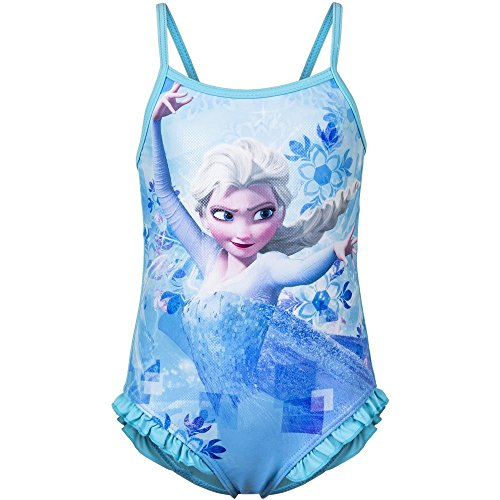 Disnéy Frozen Anna Elsa Girls Swimwear