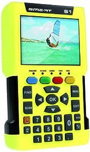 Smart Smartmeter S1 digitales Satelliten Messgerät (8,9 cm (3,5 Zoll) Display)