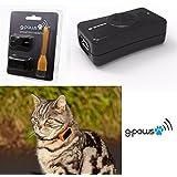 Localizador y registrador de datos por GPS de G-PAWS 3 para perros y gatos