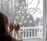 Best Cadeaux Boutique Décorations de Noël - Emwel 2 Pack DIY Fond Murale Autocollant En Review